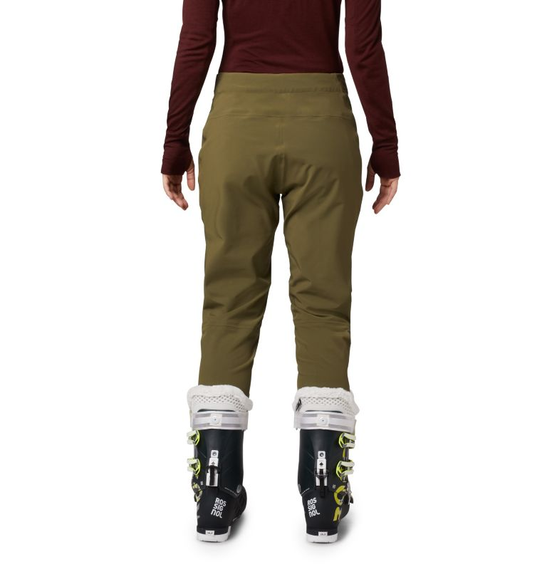 Cloudland™ Gore-Tex® Slim Pant | 353 | L Women's Cloudland™ Gore-Tex® Slim Pant, Combat Green, back