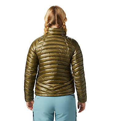 Women's Ghost Whisperer™ S Jacket Ghost Whisperer™ S Jacket | 599 | L, Combat Green, back
