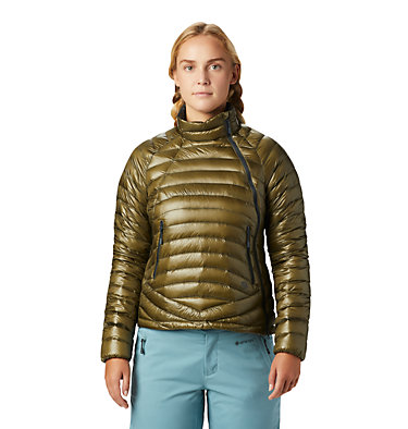 Women's Ghost Whisperer™ S Jacket Ghost Whisperer™ S Jacket | 599 | L, Combat Green, front