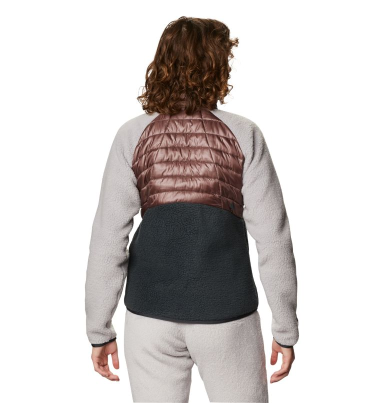 Altius™ Hybrid Pullover | 249 | S Chandail hybride Altius™ Femme, Warm Ash, back