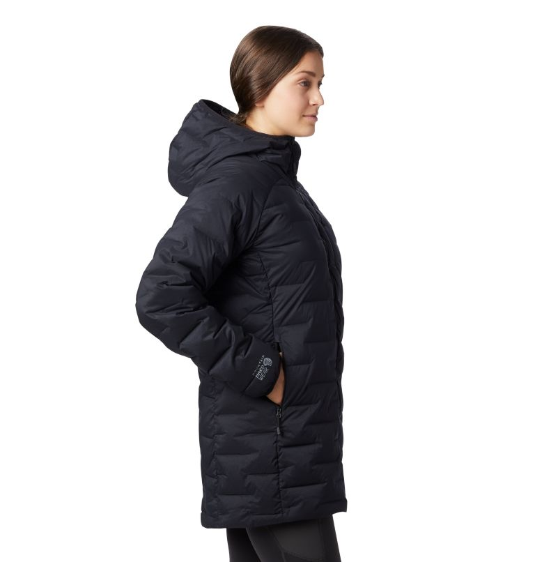 Super/DS™ Stretchdown Parka | 010 | S Parka Super/DS™ Stretchdown Femme, Black, a1