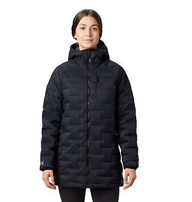 Women's Super/DS™ Stretchdown Parka Super/DS™ Stretchdown Parka | 253 | L, Black, front
