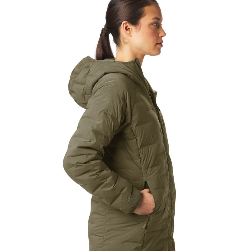Super/DS™ Stretchdown Parka | 253 | XL Women's Super/DS™ Stretchdown Parka, Raw Clay, a2