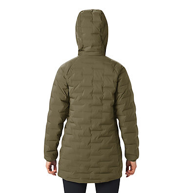 Women's Super/DS™ Stretchdown Parka Super/DS™ Stretchdown Parka | 253 | L, Raw Clay, back