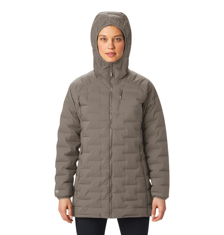 Super/DS™ Stretchdown Parka | 262 | XS Women's Super/DS™ Stretchdown Parka, Dunes, a1