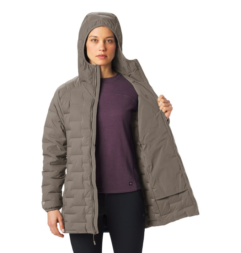 Super/DS™ Stretchdown Parka | 262 | XS Women's Super/DS™ Stretchdown Parka, Dunes, a3