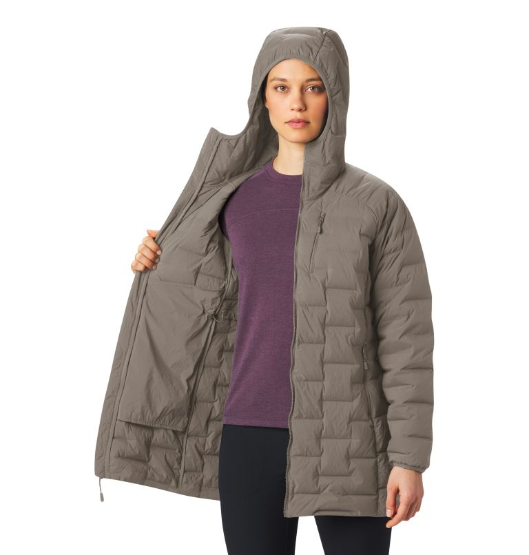 Super/DS™ Stretchdown Parka | 262 | XS Women's Super/DS™ Stretchdown Parka, Dunes, a4