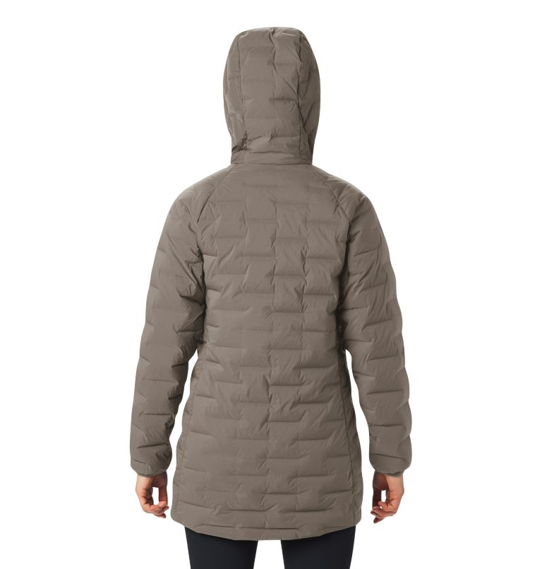 Super/DS™ Stretchdown Parka | 262 | XS Women's Super/DS™ Stretchdown Parka, Dunes, back