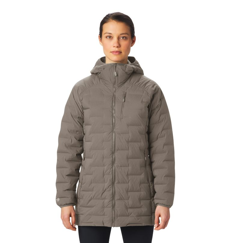 Super/DS™ Stretchdown Parka | 262 | XS Women's Super/DS™ Stretchdown Parka, Dunes, front