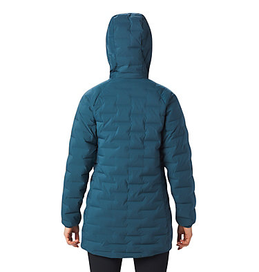 Women's Super/DS™ Stretchdown Parka Super/DS™ Stretchdown Parka | 253 | L, Icelandic, back