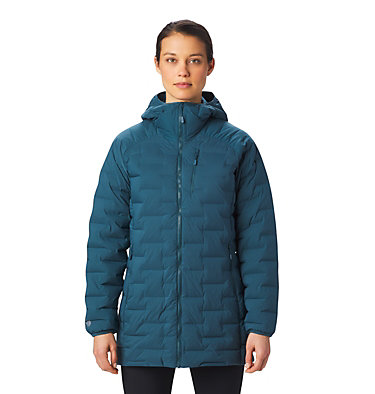 Women's Super/DS™ Stretchdown Parka Super/DS™ Stretchdown Parka | 253 | L, Icelandic, front