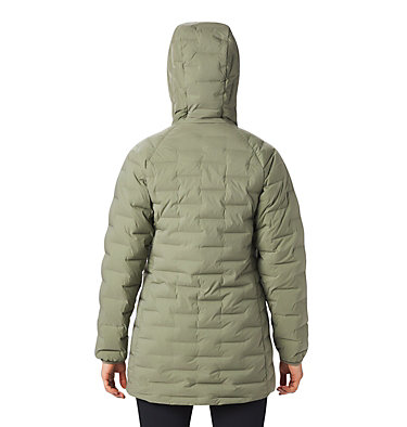 Women's Super/DS™ Stretchdown Parka Super/DS™ Stretchdown Parka | 253 | L, Light Army, back
