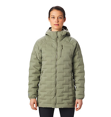 Women's Super/DS™ Stretchdown Parka Super/DS™ Stretchdown Parka | 253 | L, Light Army, front