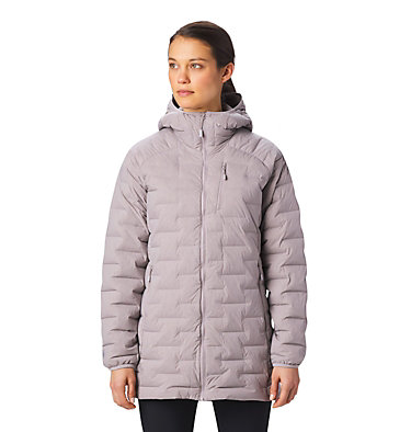 Women's Super/DS™ Stretchdown Parka Super/DS™ Stretchdown Parka | 253 | L, Mystic Purple, front