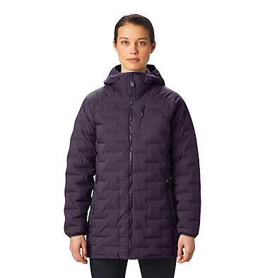 Women's Super/DS™ Stretchdown Parka Super/DS™ Stretchdown Parka | 253 | L, Blurple, front