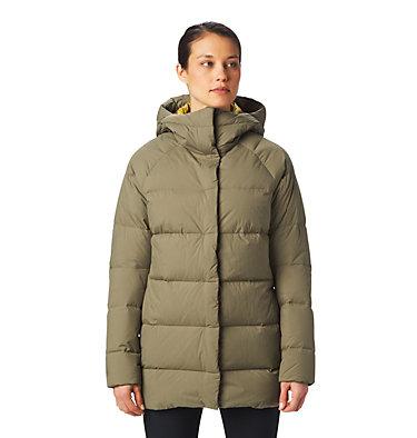 Women's Glacial Storm™ Parka Glacial Storm™ Parka   253   L, Light Army, front