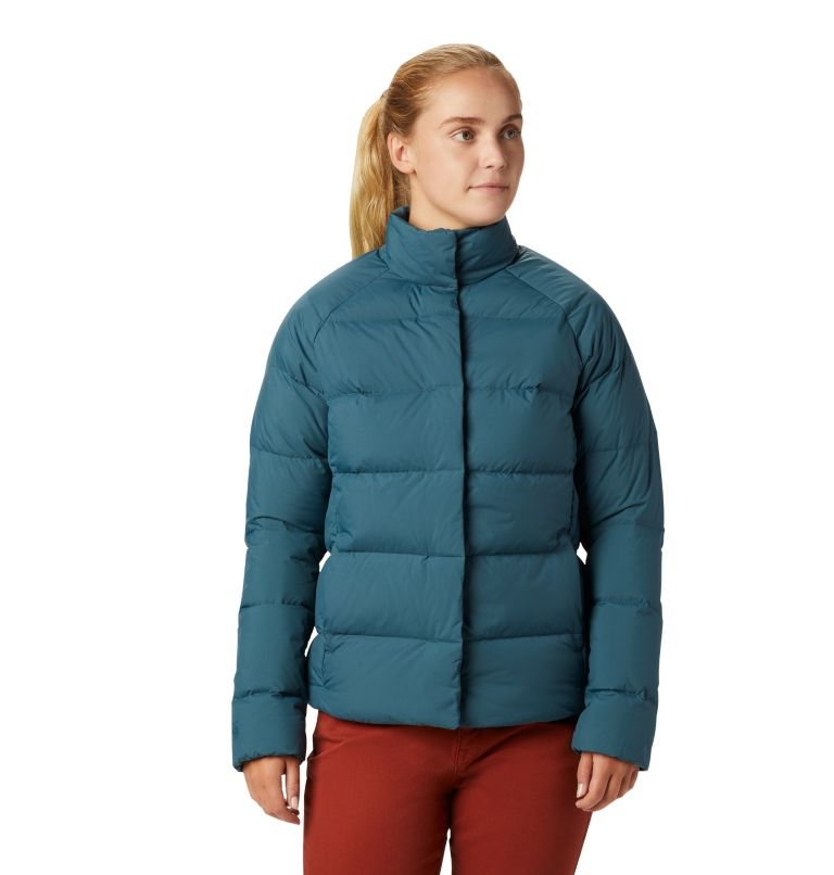 Women's Glacial Storm™ Down Jacket Women's Glacial Storm™ Down Jacket, front