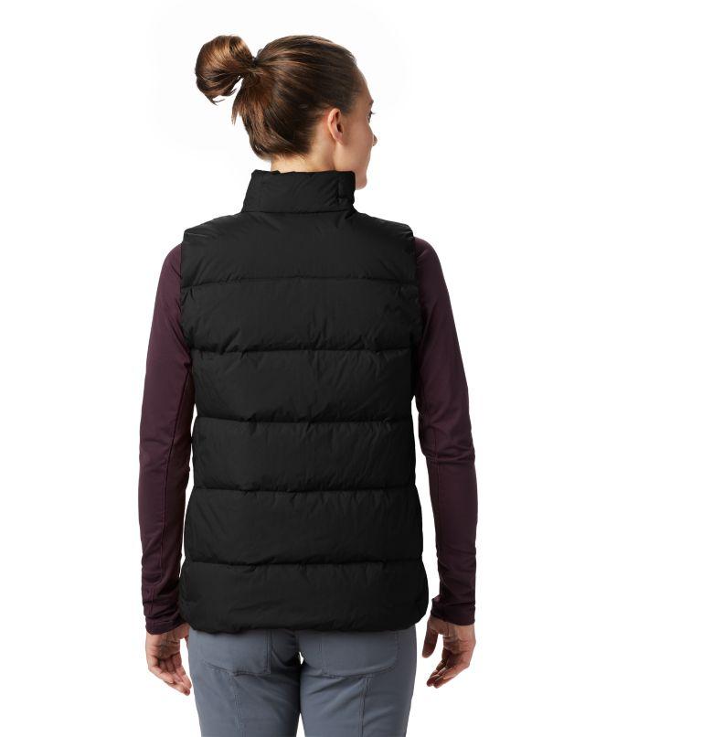 Glacial Storm™ Vest | 010 | XS Women's Glacial Storm™ Vest, Black, back