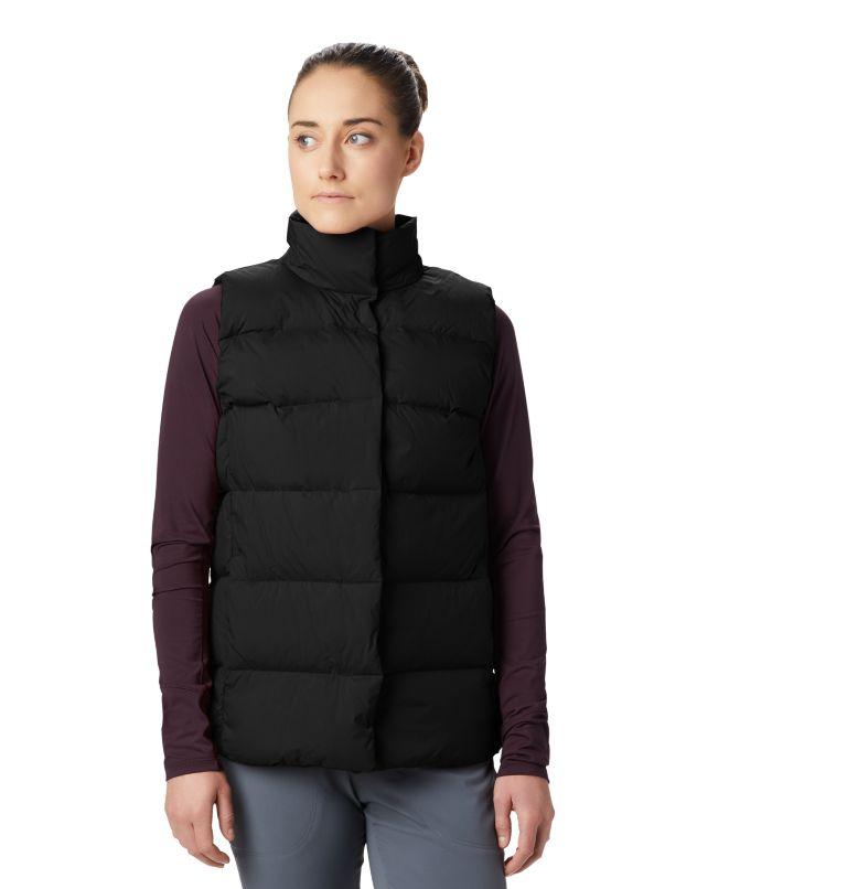 Glacial Storm™ Vest | 010 | XS Women's Glacial Storm™ Vest, Black, front