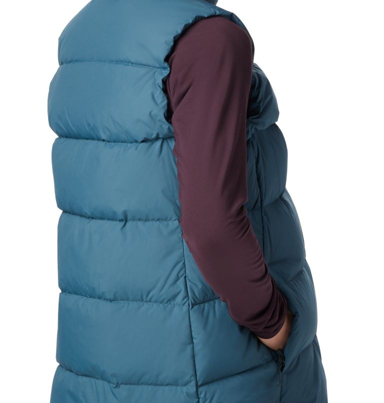Glacial Storm™ Vest | 324 | XL Women's Glacial Storm™ Vest, Icelandic, a4