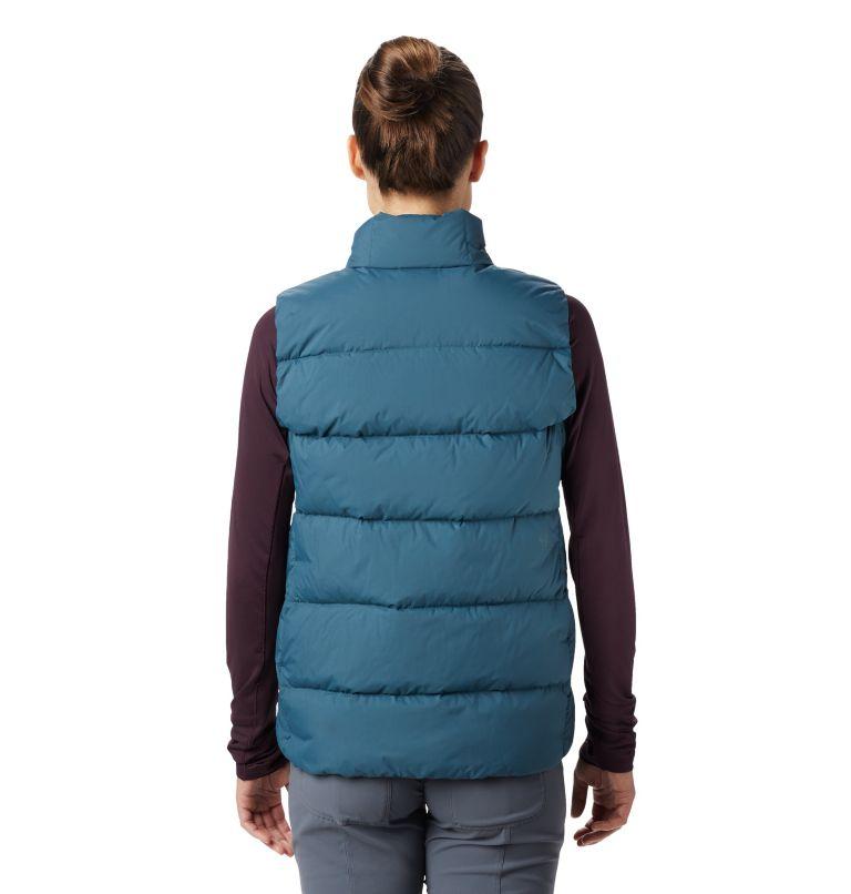 Glacial Storm™ Vest | 324 | XS Women's Glacial Storm™ Vest, Icelandic, back