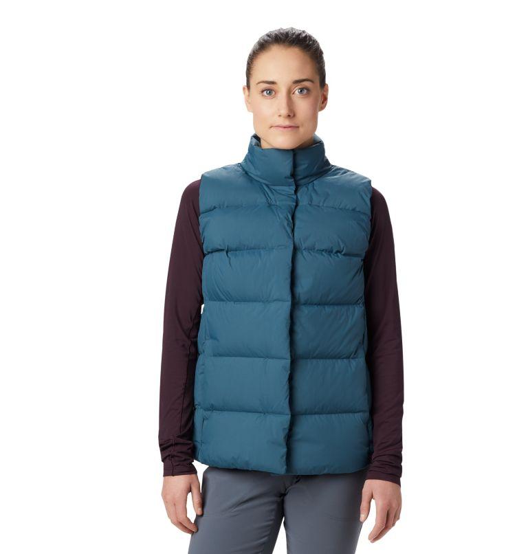 Glacial Storm™ Vest | 324 | XL Women's Glacial Storm™ Vest, Icelandic, front