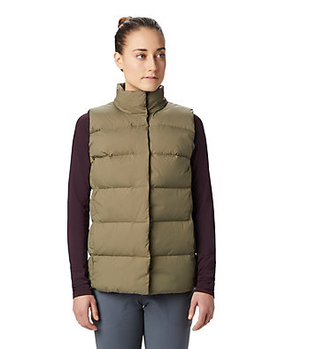 Women's Glacial Storm™ Vest Glacial Storm™ Vest   010   L, Light Army, front