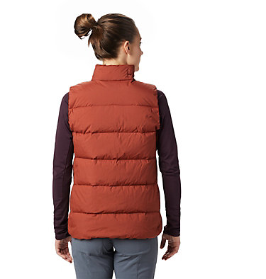 Women's Glacial Storm™ Vest Glacial Storm™ Vest   010   L, Rusted, back