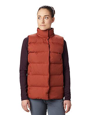 Women's Glacial Storm™ Vest Glacial Storm™ Vest   010   L, Rusted, front