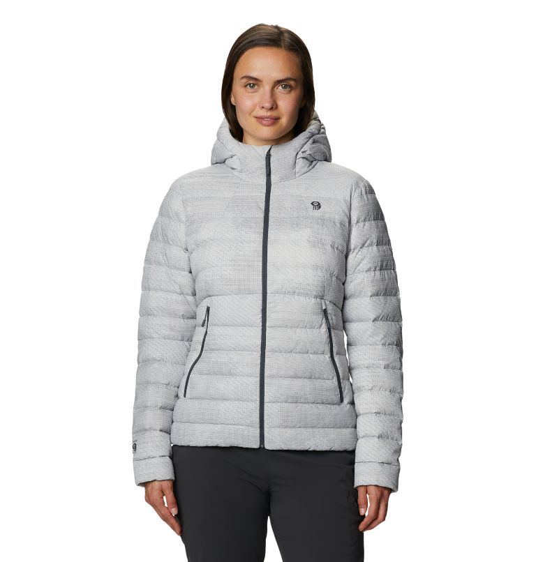 Women's Rhea Ridge/2™ Down Hoody Women's Rhea Ridge/2™ Down Hoody, front