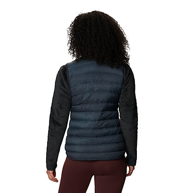 Women's Rhea Ridge™ Vest Rhea Ridge™ Vest   004   L, Dark Storm Woven Print, back