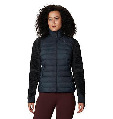 Women's Rhea Ridge™ Vest Rhea Ridge™ Vest   004   L, Dark Storm Woven Print, front