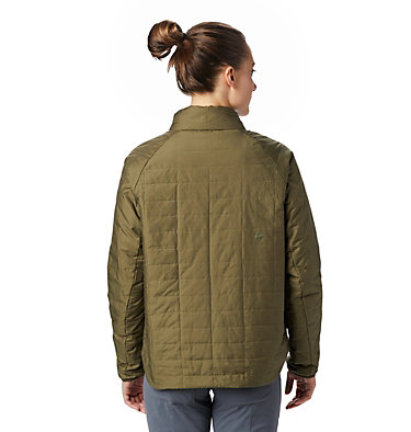 Women's Skylab™ Insulated Pullover Skylab™ Insulated Pullover | 324 | L, Combat Green, back