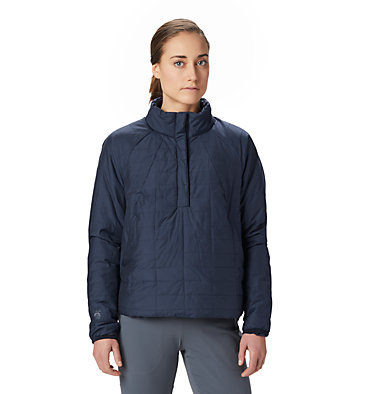 Women's Skylab™ Insulated Pullover Skylab™ Insulated Pullover | 324 | L, Dark Zinc, front