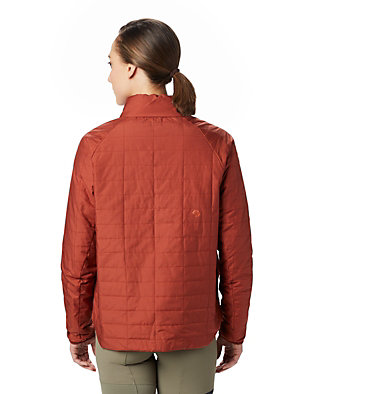 Women's Skylab™ Insulated Pullover Skylab™ Insulated Pullover | 324 | L, Rusted, back
