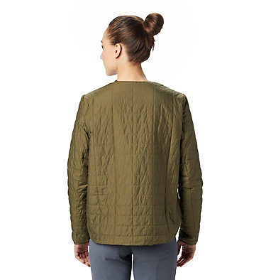 Women's SkyLab™ Insulated Jacket SkyLab™ Insulated Jacket | 324 | L, Combat Green, back