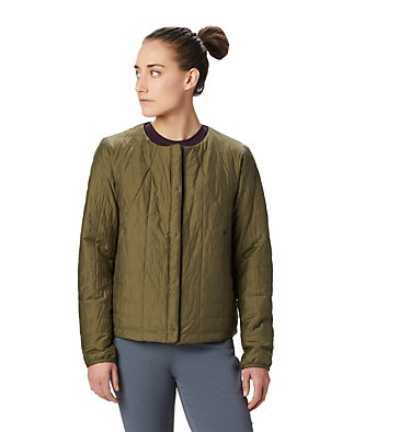 Women's SkyLab™ Insulated Jacket SkyLab™ Insulated Jacket | 324 | L, Combat Green, front