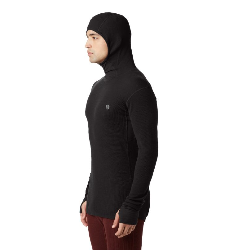Diamond Peak™ Thermal Hoody | 010 | XXL Men's Diamond Peak™ Thermal Hoody, Black, a1
