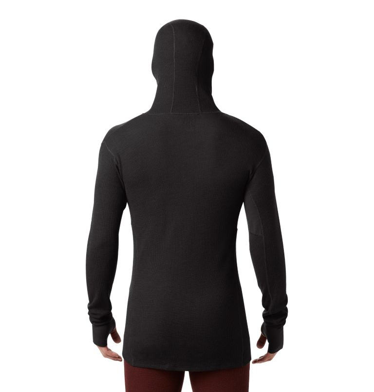 Diamond Peak™ Thermal Hoody | 010 | XXL Men's Diamond Peak™ Thermal Hoody, Black, back