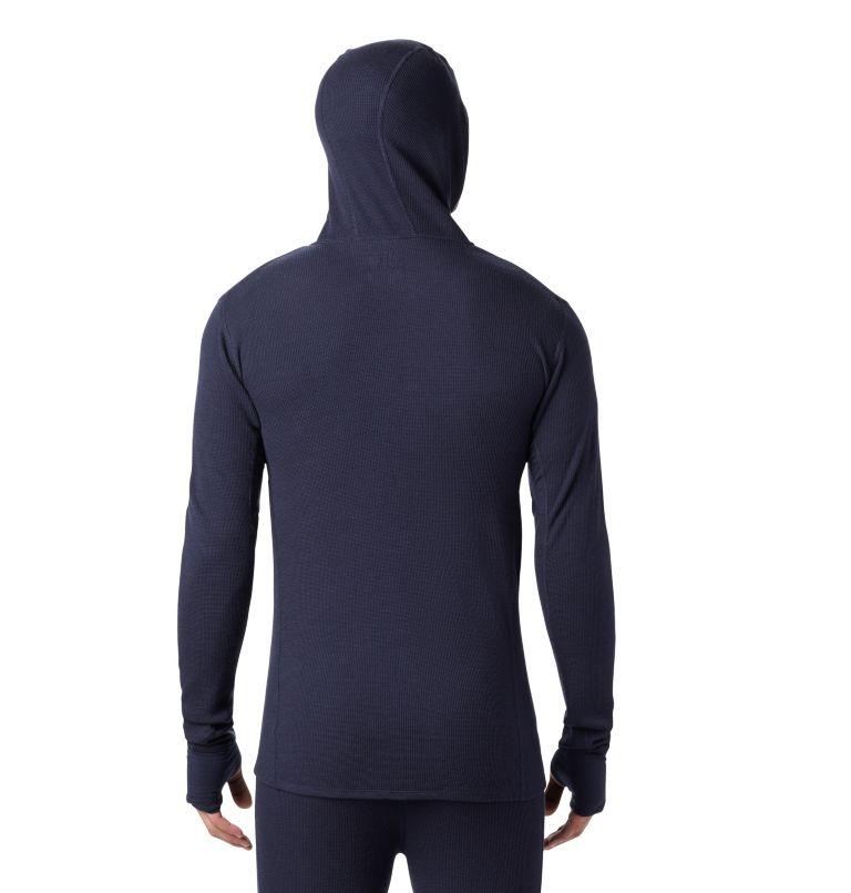 Diamond Peak™ Thermal Hoody | 406 | M Men's Diamond Peak™ Thermal Hoody, Dark Zinc, back