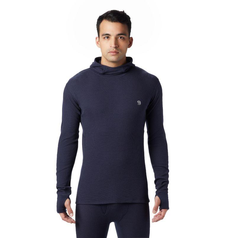 Diamond Peak™ Thermal Hoody | 406 | M Men's Diamond Peak™ Thermal Hoody, Dark Zinc, front