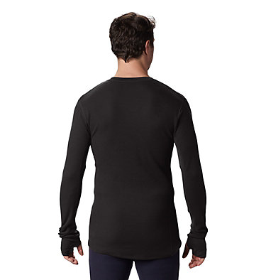 Men's Diamond Peak™ Thermal Crew Diamond Peak™ Thermal Crew | 468 | XL, Black, back