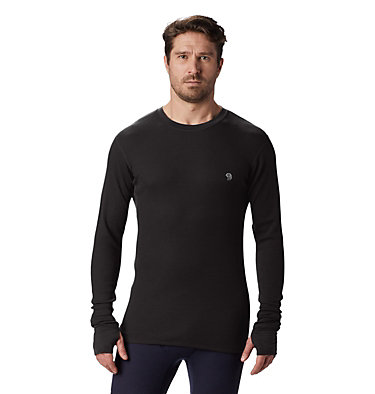 Men's Diamond Peak™ Thermal Crew Diamond Peak™ Thermal Crew | 468 | XL, Black, front