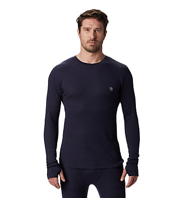 Chandail ras-du-cou thermique Diamond Peak™ Homme Diamond Peak™ Thermal Crew | 468 | L, Dark Zinc, front