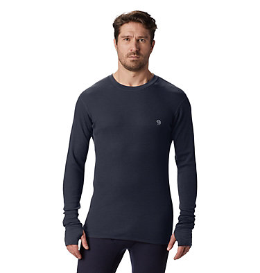 Men's Diamond Peak™ Thermal Crew Diamond Peak™ Thermal Crew | 468 | XL, Dark Zinc, front