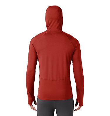 Men's Ghee™ Hoody Ghee™ Hoody | 010 | L, Desert Red, back