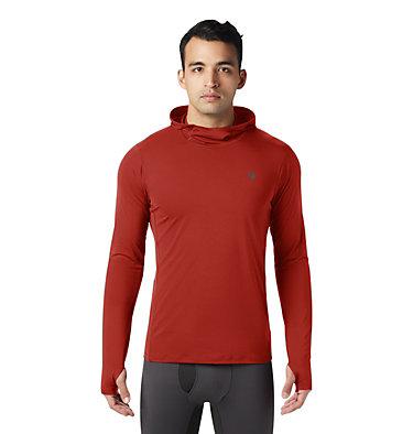 Men's Ghee™ Hoody Ghee™ Hoody | 010 | L, Desert Red, front