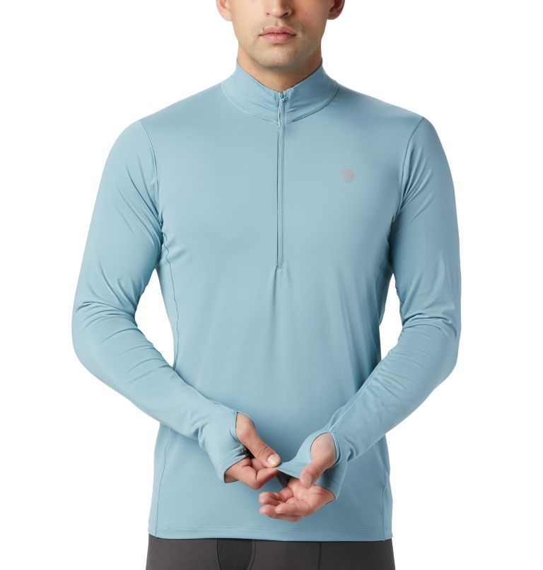 Men's Ghee™ Long Sleeve 1/2 Zip Men's Ghee™ Long Sleeve 1/2 Zip, a1