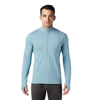 Men's Ghee™ Long Sleeve 1/2 Zip