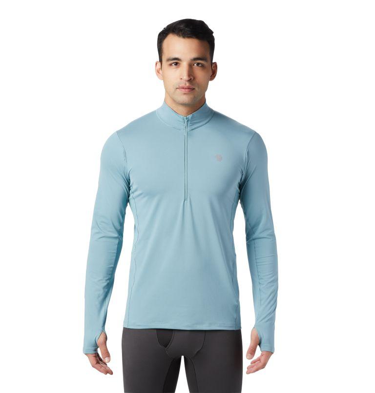 Men's Ghee™ Long Sleeve 1/2 Zip Men's Ghee™ Long Sleeve 1/2 Zip, front
